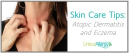 Skin Relief Tips for atopic dermatitis and eczema